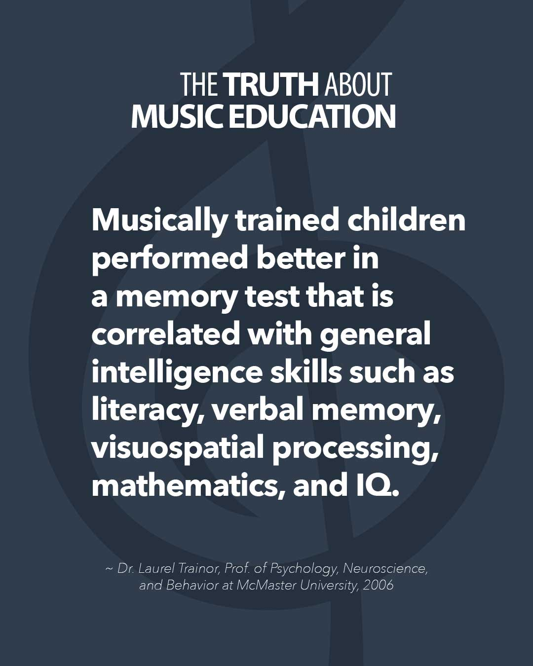music training helps student memory | paige's music news about band