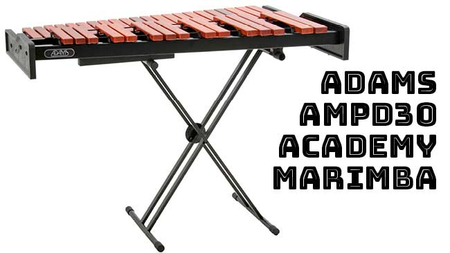 Adams AMPD30 Academy Marimba