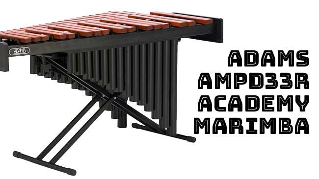 Adams AMPD33R Marimba