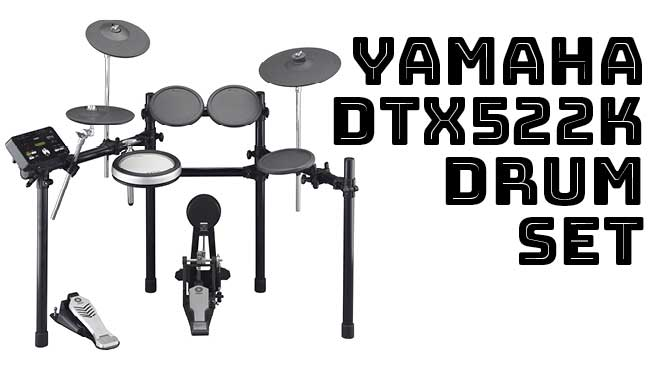 Yamaha DTX522K Drum Set