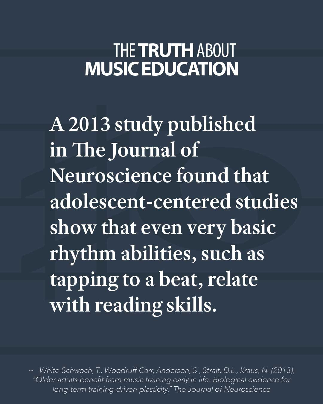 Rhythm Relates With Reading Skills Paiges Music News About Band